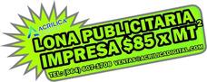 Especial De Impresión De Lonas En Tijuana