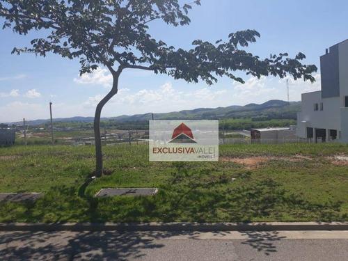 Terreno À Venda, 572 M² Por R$ 770.000,00 - Condomínio Residencial Alphaville Ii - São José Dos Campos/sp - Te0701
