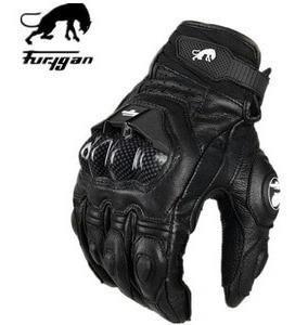 Luva Furygan Afs-16 De Motociclista
