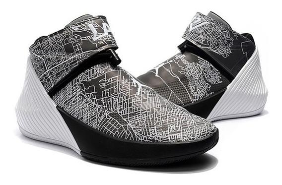 Zapatillas Jordan Gray 40/46 A Pedido Imports Online Line