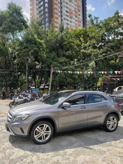 Mercedes Benz Gla 200,2015,66.200km, Aut, 1.600cc, Cuero
