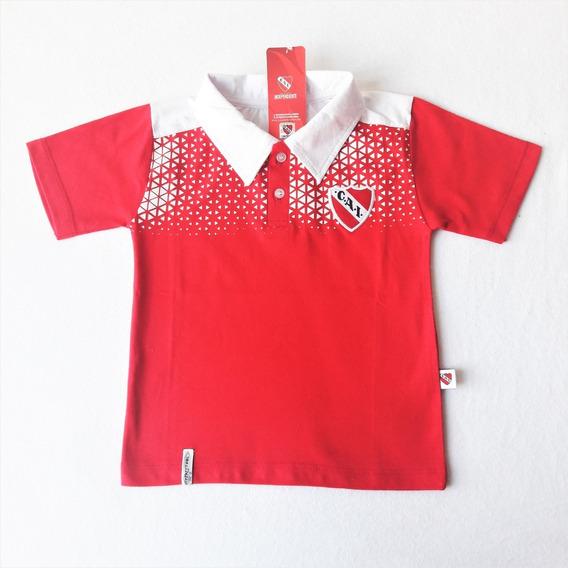 Independiente Chomba Bebe Oficial Remera Camiseta