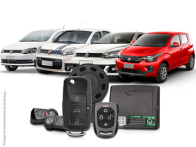 Alarme Automotivo Taramps Tw 20ch G3 Chave Canivete Carro