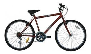 Bicicleta Unibike R26 260110/550 Mtb 18v Varon