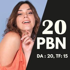 20 Backlinks De Pbn - Link Seo Com Qualidade Da 20 A 30