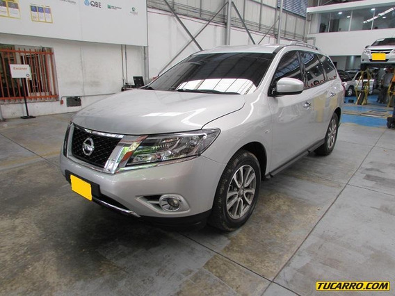 Nissan Pathfinder At 3500cc 5p
