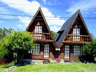 Alquiler Casas/cabañas Alpinas Del Lago Tandil