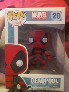 Funko Pop! Marvel Deadpool 20