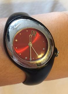 Reloj Nike Wr-0070 Análogo Sumergible Negro 100% Original!