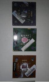 Processadores Amd 462 Athlon /sempron - 16 Pçs