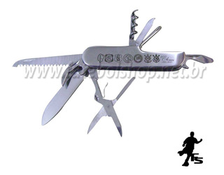 Canivete Corinthians 100 Anos - 13020100