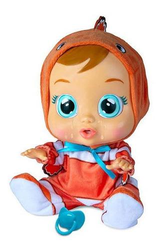 Imagen 1 de 10 de Muñeca Bebe Lagrimitas Bebe Llora De Verdad Bebe Llorones