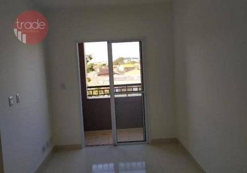 Imagem 1 de 18 de Apartamento Com 2 Dormitórios À Venda, 56 M² Por R$ 235.000,00 - Residencial Greenville - Ribeirão Preto/sp - Ap5815