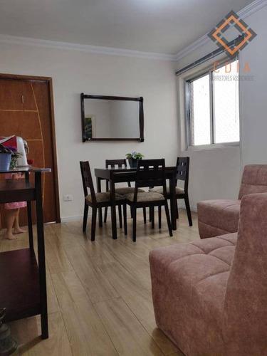 Apartamento Com 2 Dormitórios À Venda, 48 M² Por R$ 245.000,00 - Ipiranga - São Paulo/sp - Ap51982
