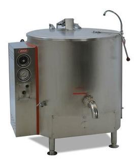 Marmita A Gas De 150 Lt Mg-150 Poco Uso Envio Gratis
