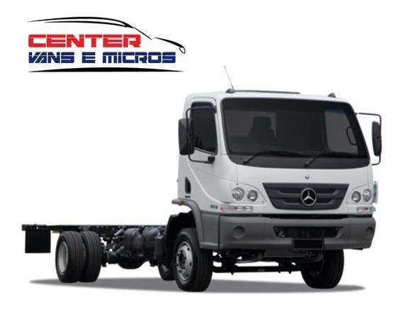 Mercedes-benz Acello 815/31 Á Pronta Entrega 2020