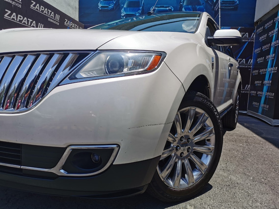 Lincoln Mkx Premium 4x4 2014 1605