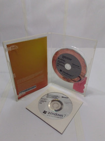 Dvd Windows 7 Professional Oem
