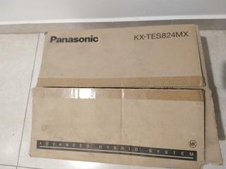 Conmutador Panasonic Kx-tes824mx