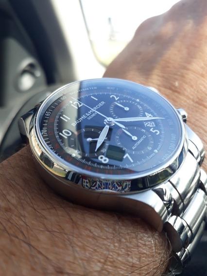 Relógio Baume & Mercier Capeland Chrono Elaboré.