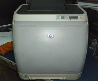Impresora Hp Laserjet Color 2600n Usada En Perfecto Estado