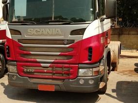 Scania G-470 6x4 Bug-leve Novissima Unico Dono 2011