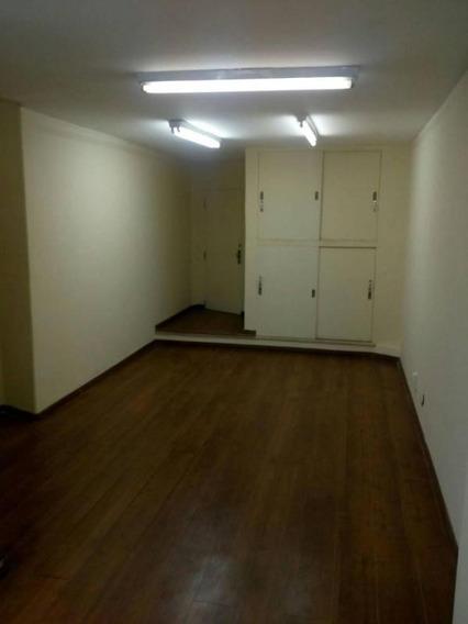 Sala Comercial Para Venda Em Rio De Janeiro, Centro, 1 Banheiro - Sal806_1-1042862