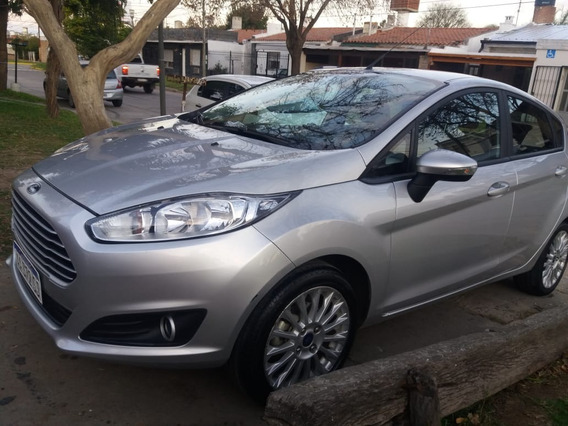 Ford Fiesta Se Kinetic 1.6 2016 Impecable