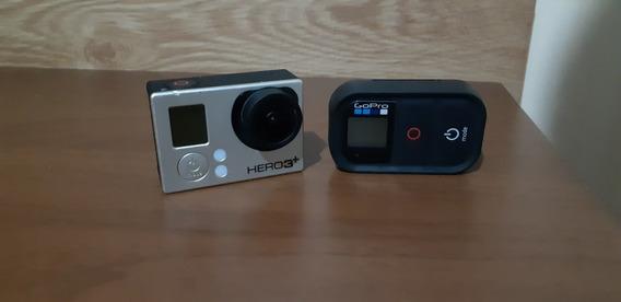 Câmera Gopro Hero 3+ Com Controle
