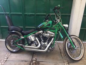 Harley Davidson Softail 2004....para Conocedores Y Exigentes
