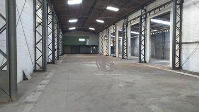 Galpão Industrial Para Alugar Em Cidade Industrial Satélite De São Paulo - Guarulhos/sp - Ga0284