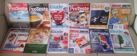 Proteste Associação De Consumidores 24 Revistas 12x S/juros