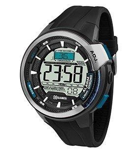 Relógio Masculino Preto Xgames Xmppd469 Bxpx
