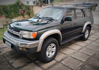 Toyota Hilux Sw4 2002/diesel - Carro De Família! Relíquia