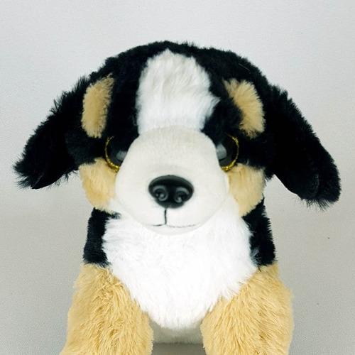 Imagem 1 de 4 de Cachorro De Pelúcia Bernese Filhote 19cm