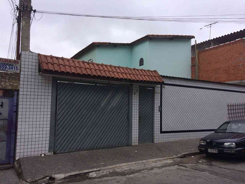 Imagem 1 de 19 de Sobrado - Artur Alvim - Próximo Av. Maciel Monteir - 1154