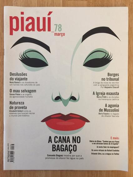Revista Piauí 78 - Março 2013 - A Cana No Bagaço