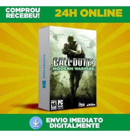 Call Of Duty 4 Modern Warfare - Pc + Tradução Envio 0s
