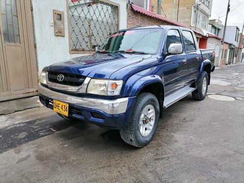 Toyota Hilux 2005 2.4 Ex Hi Rider Plus