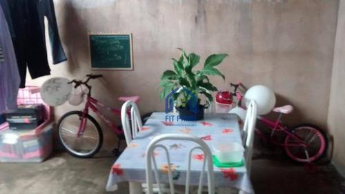 Casa Com 3 Dormitórios À Venda, 51 M² Por R$ 230.000 - Parque Da Liberdade - São José Do Rio Preto/sp - Ca1999