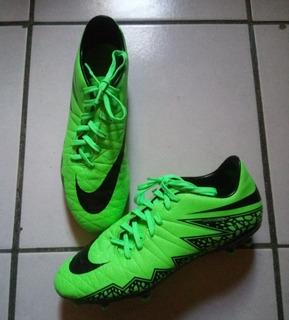 Tachones Nike Hypervenom Originales De Uso # 25.5 Mex