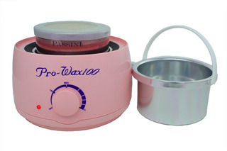 Fundidor De Cera Pro Wax 100 Con Cera Y Telas Auxiliares