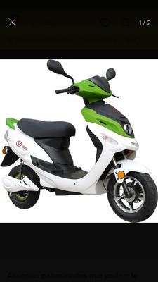 Vespa Vehen Moto Eletrica
