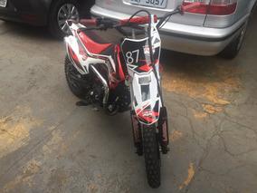 Mini Moto Cross Laminha 70cc Com 200 Km
