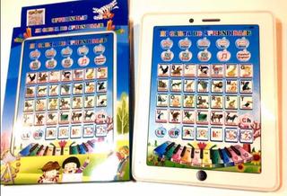 Tablet iPad Interactivo De Aprendizaje Infantil Niños Board