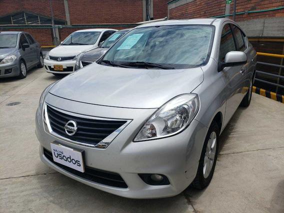Nissan Versa Advance 1.6 Aut 2013 Qgb654