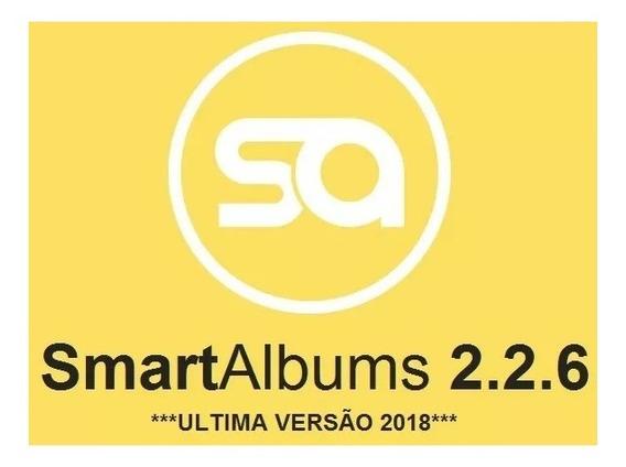Smart Albums Versao 2.2.6 Promoção! Windows mac Smartalbums