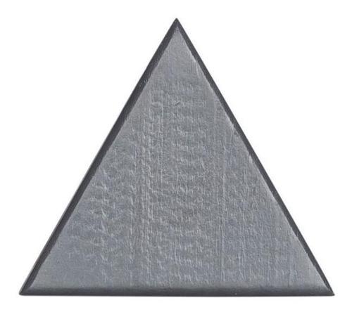 Gancho De Parede / Cabideiro Decoração Triangulo Preto