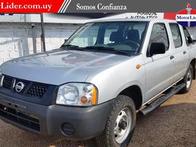 Nissan Frontier Doble Cabina- Motorlider- Permuta / Financia