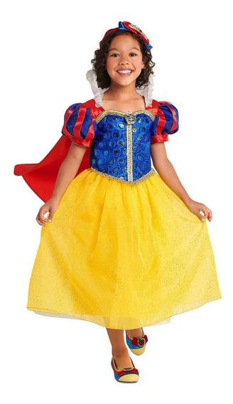 Disfraz Blancanieves Original De Disney Store Americano